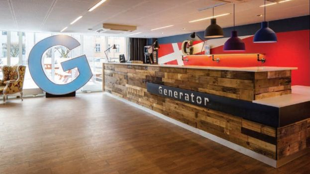 Generator hostel Kopenhagen doet niet onder voor mooi hotel