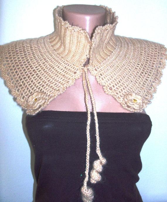 women's stylish neck by colourfulrose on Etsy, $24.90