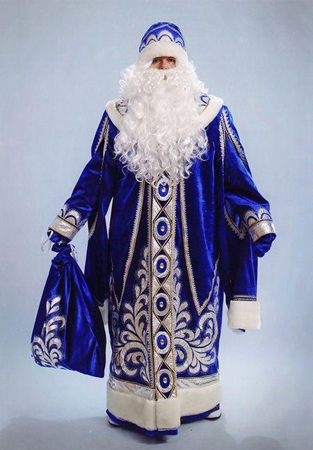 Русский Дед Мороз (Морозко)-Russian Grandfather Moroz (Frost)