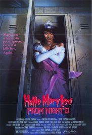 Hello Mary Lou Prom Night 2 Full Movie. Thirty years after her accidental death at her 1957 senior prom, the tortured spirit of prom queen Mary Lou Maloney returns to seek revenge.
