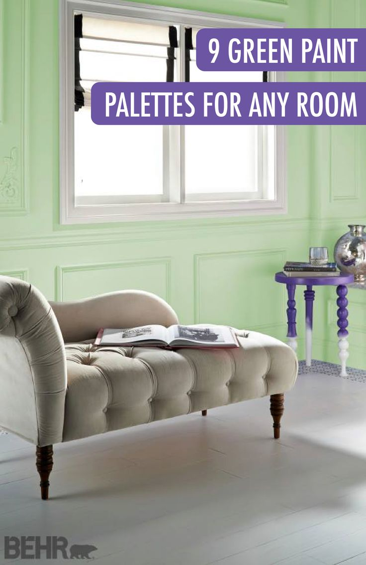 Green Colors For Bedrooms 60 best green rooms images on pinterest | green rooms, behr paint