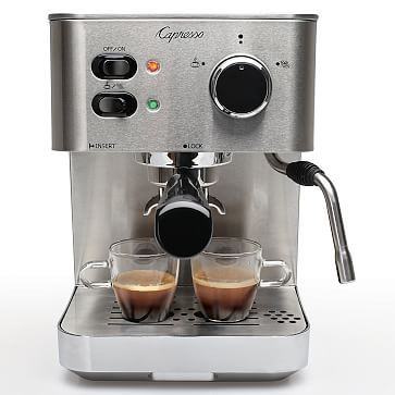 smalll cappucino maker (not this one)