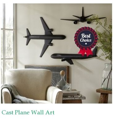 Cast Plane Wall Art   Http://www.pinlify.com/pinlify
