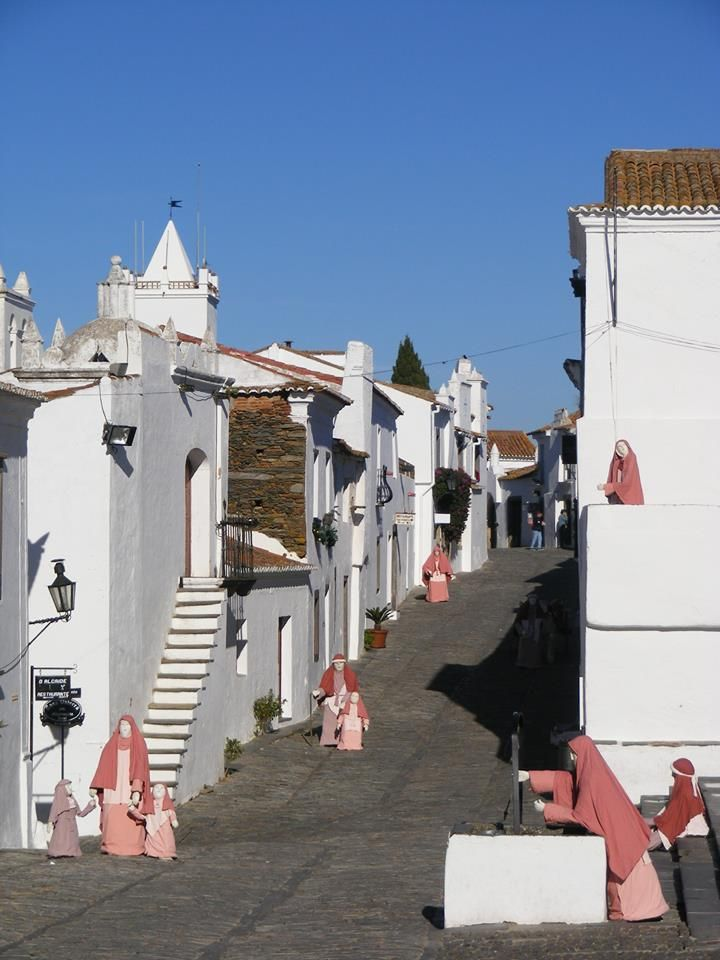 Christmas in Reguengos de Monsaraz #Alentejo #Portugal