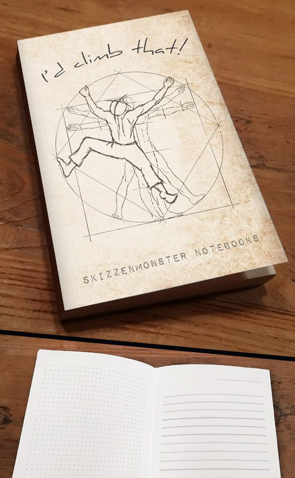 Sketch Or Write Down Your Ideas Training Progresses Adventures And Experiences Nice Birthday Gift Christmas Present For Ev