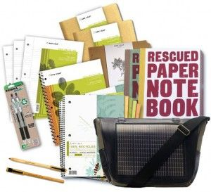 Check out some of our favorite eco-friendly school supplies! #school #nrdcbiogems