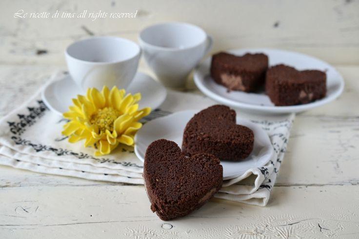 Biscotti senza cottura alla nutella,ottimi da servire a fine pasto o per un buffet
