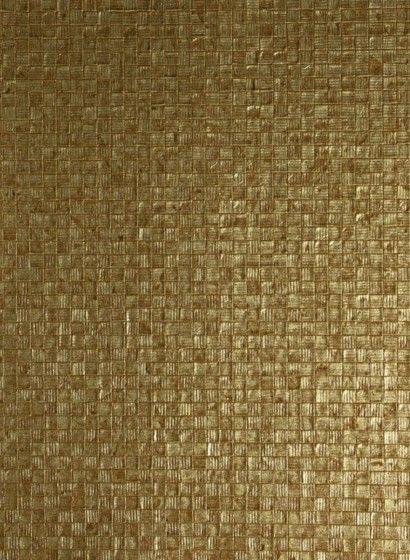 Tapete Mosaic von ARTE - Gold