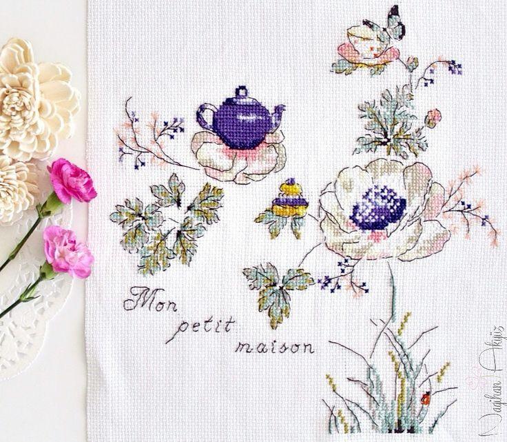 Helene le Berre - Le langage des fleurs