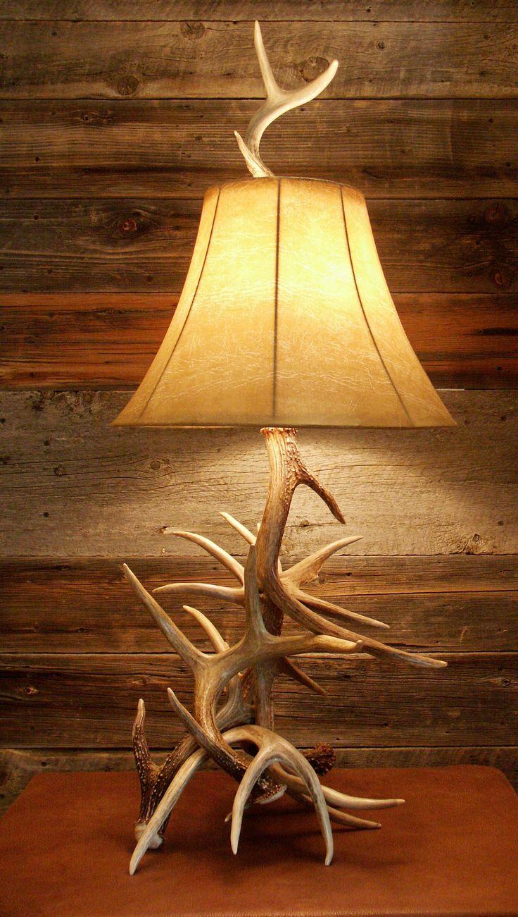 Whitetail Deer  Antler Lamp
