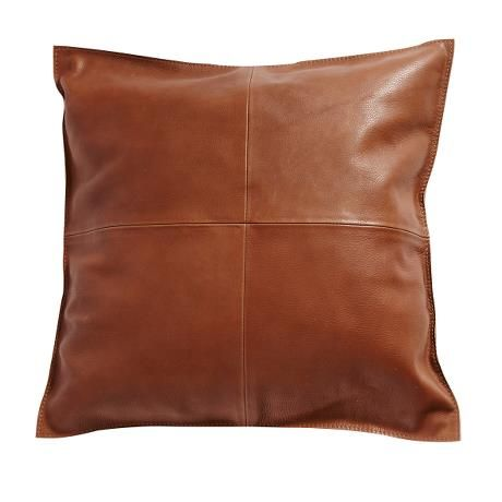 Pillow Mocca Dark Brown incl.