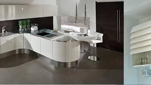 Billedresultat for køkken i buet design