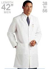 Big & Tall Lab Coats for Men.
