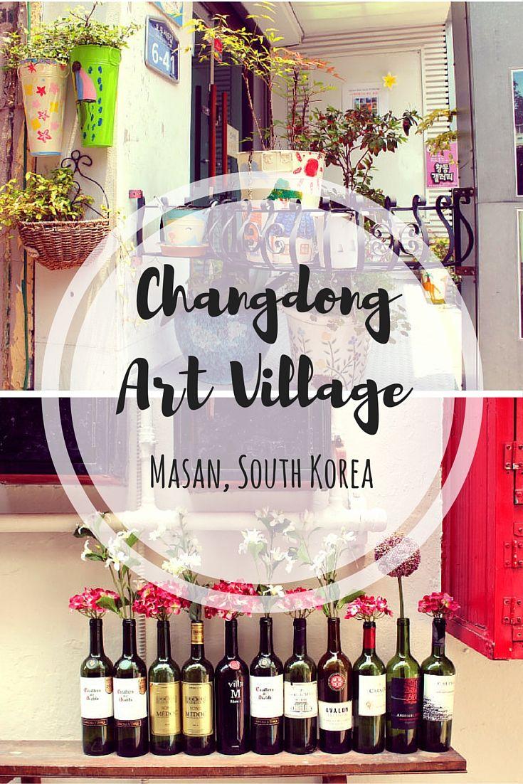 Exploring my Neighbourhood: Changdong Art Village