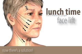 Thread lift / silhouette lift is a new mini facelift cosmetic surgery technique that permits minimally invasive approach for facial wrinkles smoothening and sagging. Description from reflectionsquotes.com. I searched for this on bing.com/images