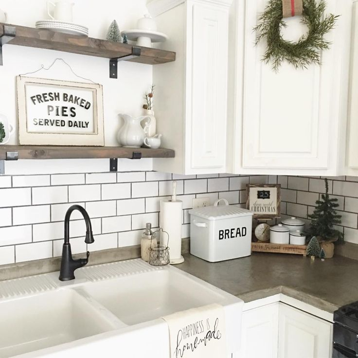Black And White Country Kitchen best 25+ white farmhouse kitchens ideas on pinterest | farmhouse