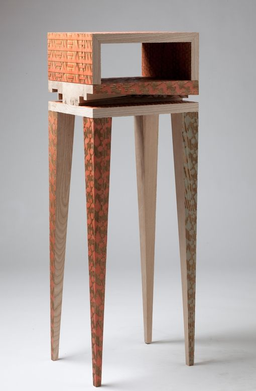 Samuel Heard. Lovely Waste tablesWoodbox Inspiration, Tables Design, Contemporary Furniture, Mobel Design, Samuel Sheard, Furniture Design, Art Furniture, Design Furniture, Wasting Tables