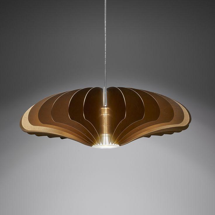 Blume M - Apparecchio LED a sospensione/soffitto. designed by Puraluce