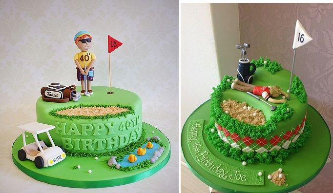 golf-cakes-by-Red-Carousel-left-and-by-Vanilla-Pink-right.jpg (682×396)