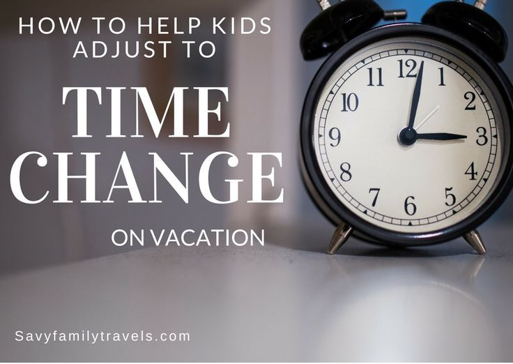 Travelling across time zones can be tough adjustment for your kids. Help them adjust with our tips: http://wp.me/p7PPOL-1w #familytravel