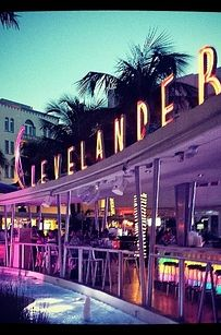 FLORIDA: Clevelander, Miami Beach | Why it's awesome: Located in the eponymous South Beach hotel, the venue has roof-decks with both city and ocean views. The pool party is rowdy and never-ending, and it's the perfect place to slurp a Miami Vice.