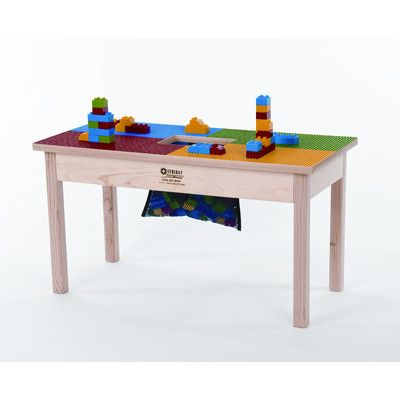 KidKraft Drying Rack and Storage Kids Arts and Crafts Table & Reviews   Wayfair