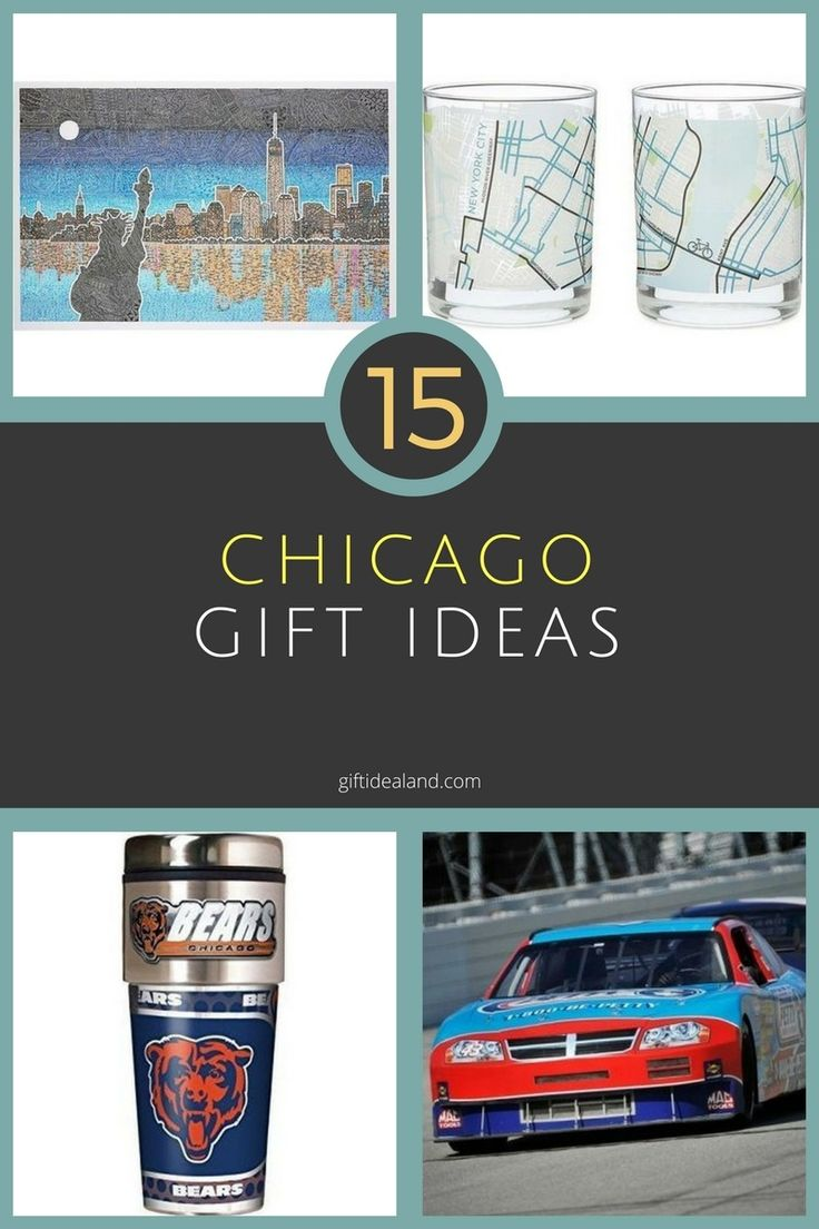 15 Awesome Chicago Gifts