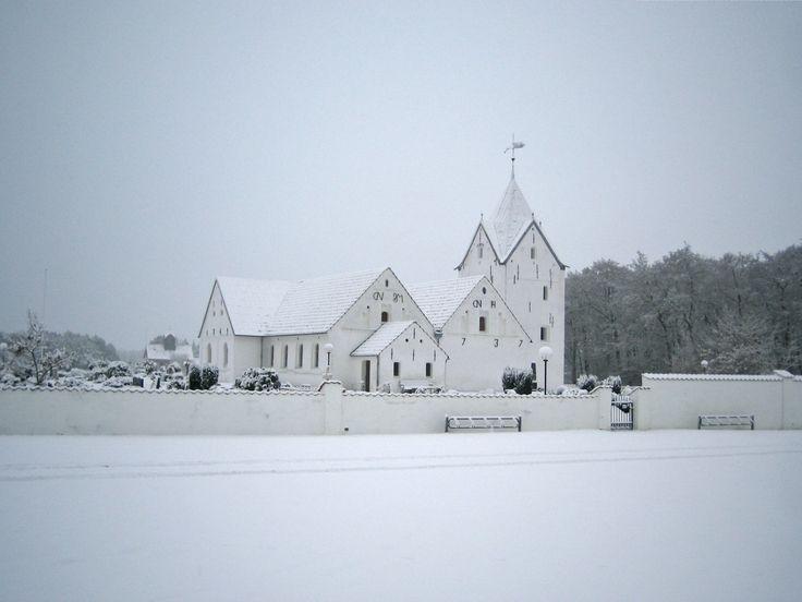 Sct. Clemens Kirke Rømø #rømø #kirke #kirchen #church #denmark #danmark #dänemark
