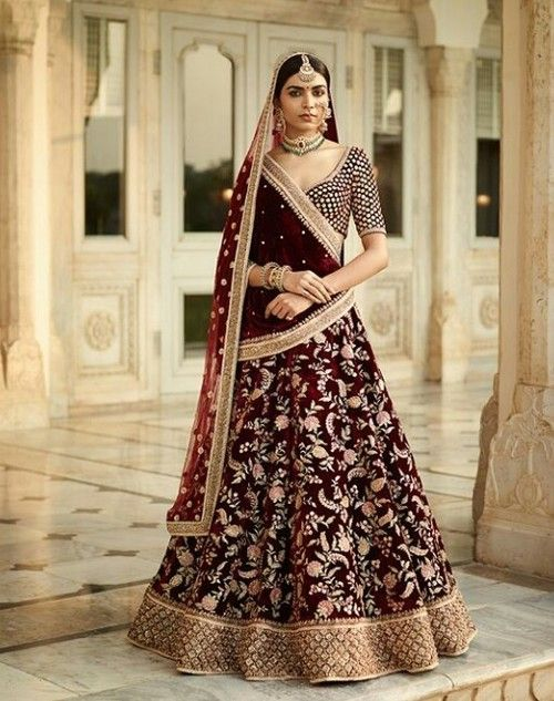 Sabyasachi - Instagram The Gulkand Collection #wedding