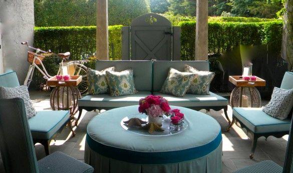 Summer Supper in the Garden | Frances Schultz