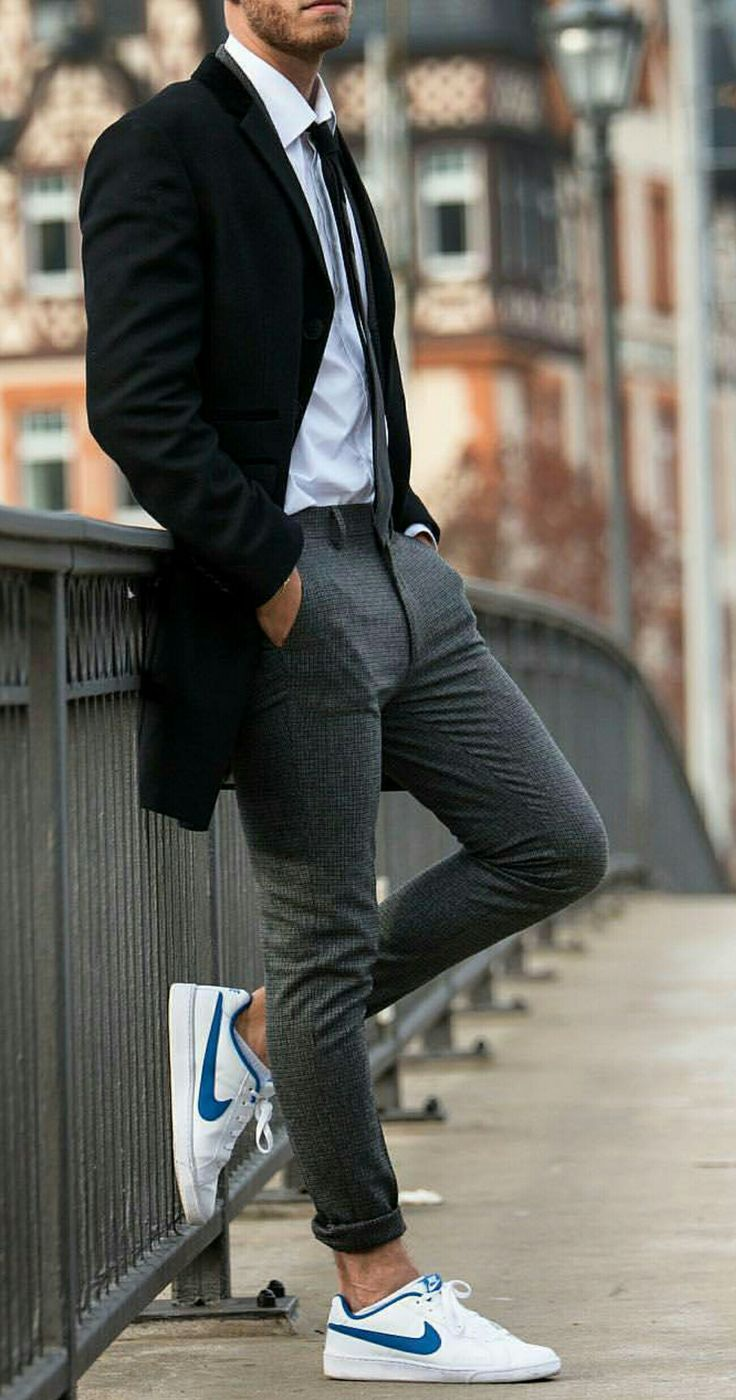 dapper goes casual @dapperanddame.com http://www.99wtf.net/category/young-style/urban-style/