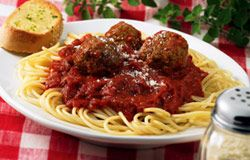 Spaghetti and meatballs Google Image Result for http://www.muellerspasta.com/images/recipes/small/fast-and-easy-spaghetti-and-meatballs.jpg