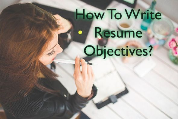 Easily write your resume objective statement, check out these great resume objective examples to understand how to write resume objectives well.