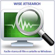Le migliori soluzioni informatiche: Wise JetSearch: software per eseguire ricerche rap...