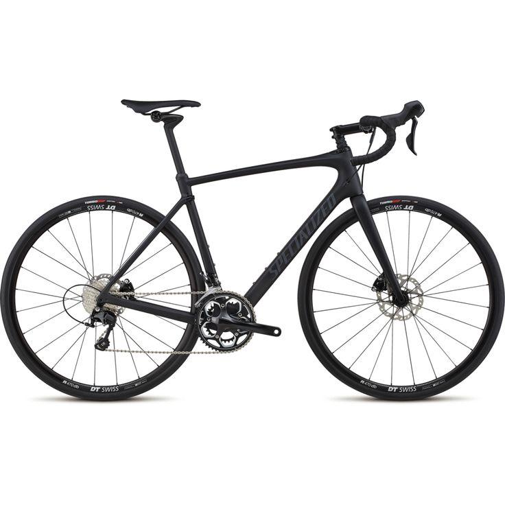 Specialized Roubaix Elite 2018 Carbon Road Bike Black