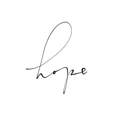 33 Encourage Faith Tattoos Designs: 25+ Best Ideas About Hope Tattoos On Pinterest