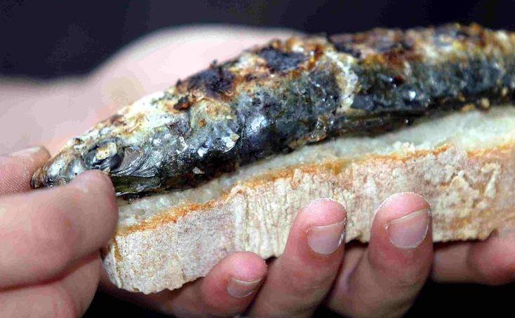 Sardines #Galicia