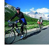 Bike Adventures: The Canadian Mountain Traverse Cycle Tour