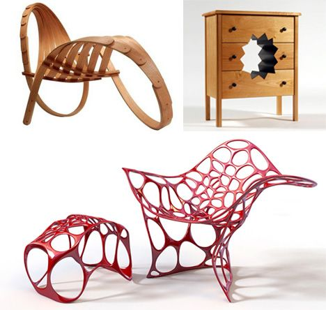There Is Plenty Of Room For Creativity In Furniture, But This Typically  Requires That Functionality