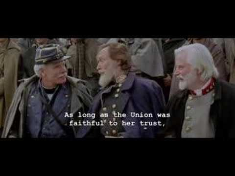 The Bonnie Blue Flag - Gods and Generals - YouTube