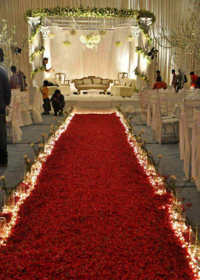 Qr2 Latest Wedding Decor 2013