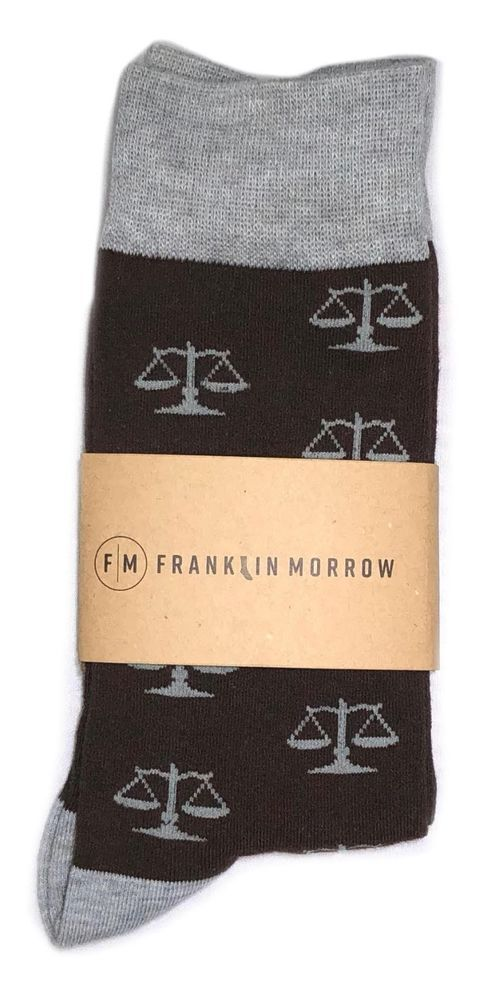 Lawyer Socks Mens Dress Socks Gifts For Dad Scales Of Justice Law Dress Sox Fashion Clothing Shoes Accessories Mensclothing Socks Ebay Link