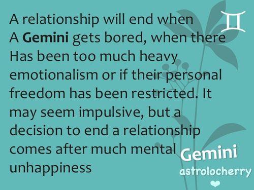 sage the gemini quotes relationship
