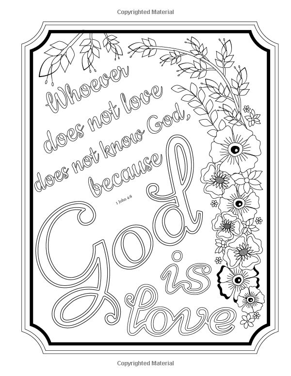 1533 best Bible Verses Coloring Pgs images on Pinterest