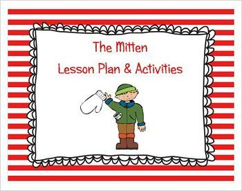 • Lesson Plan based on Bloom's Revised Taxonomy Language Arts • 5 High Frequency Dolch Word File Folder Games based on The Mitten  • 11 Kinesthetic Cards • 12 Magnetic Word Cards • 10 Play Dough Word Cards • 12 Scrabble Word Cards • Story Sequencing Activity • Student Sight Word book to color and read based on the book The Mitten • 15 Word Wall Cards Mathematics • Learning Ordinal Numbers with Animal Order Game • Match the Mittens Memory Game with Ten Frames • 15 Pattern Cards • The...