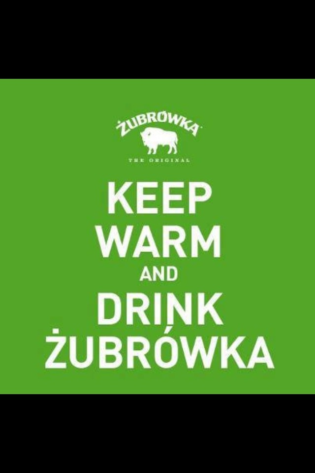 Zubrowka vodka - Finest Polish Vodka