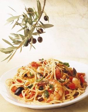 Italian Food! That looks crazy good...!