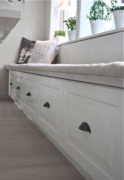 Bygga Vinstall Kok :  skop  inbyggd soffa fonster Sok po Google Bygga bo Kok Pinterest