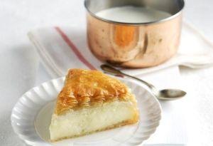 ΓΑΛΑΚΤΟΜΠΟΥΡΕΚΟ!!!Delicious Syrup, Custard Pies, Recipe, Custards Pies, Baking Pies, Γαλακτομπουρεκο, Desserts Sweets, Creamy Custards, Γαλακτομπούρεκο