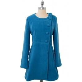 Betsy Blue Coat